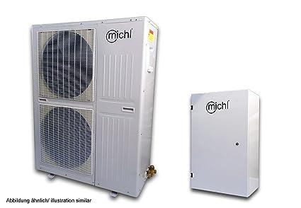 Michl Bomba de calor aire/agua split split inverter 15,0 kW