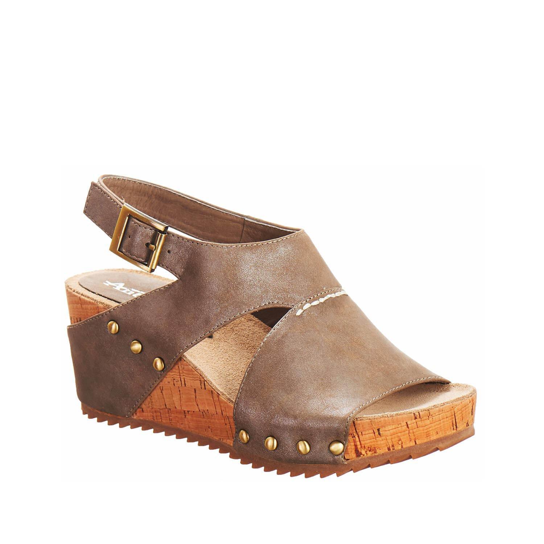 0d50d01932e Antelope Women s 585 585 585 Metallic Leather Hi Met Stitch Sandals  B01MV2K1MN 7 B(M