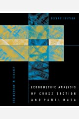Econometric Analysis of Cross Section and Panel Data, second edition Kindle Edition
