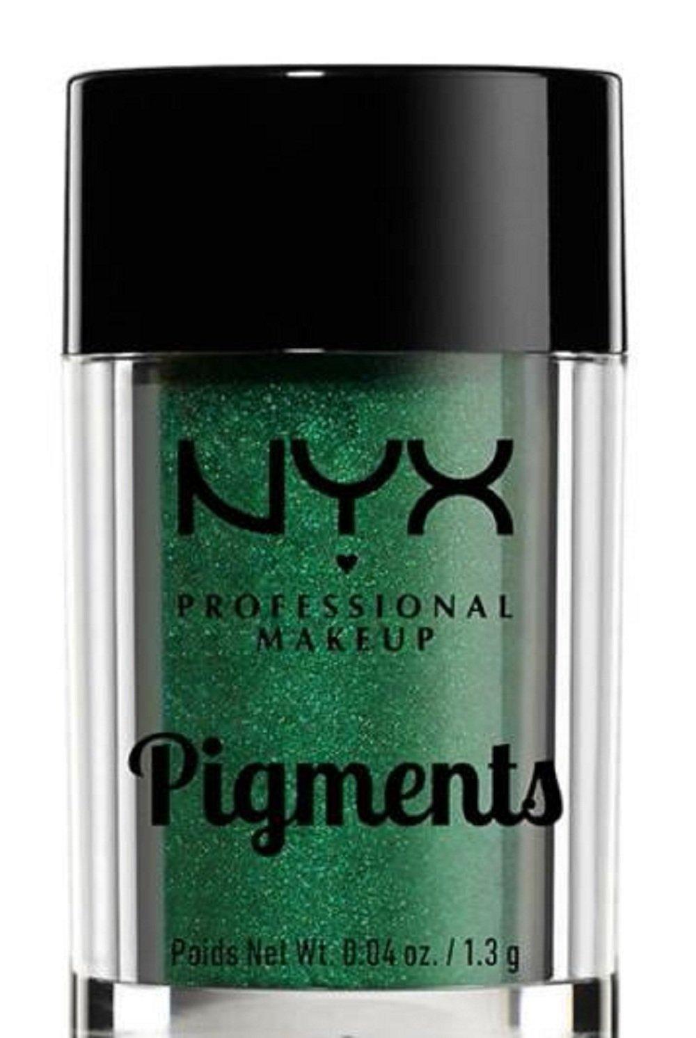 Exclusive Makeup Shimmer Eyeshadow Pigments - NYX Professional, Trending, Best Selling (KRYPTONITE)