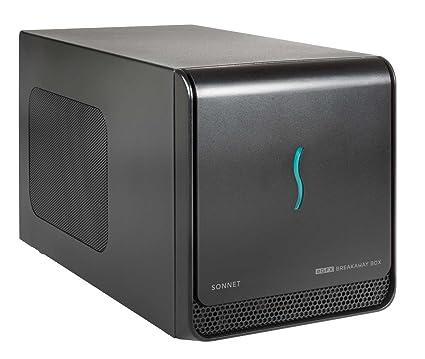 Outstanding Amazon Com Sonnet Egfx Breakaway Box Thunderbolt 3 To Egpu Pcie Wiring Digital Resources Ommitdefiancerspsorg