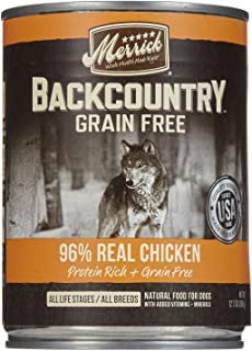 product image for Merrick Backcountry 96% - Real Chicken Recipe - 12.7 Oz - 12 Ct