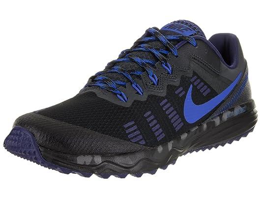 Nike 819146004 Scarpe da trail running Uomo Nero Black/hyper Cobalt/anthra
