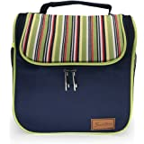 Insulated Lunch Box Practical Picnic Bag Versatile padded Waterproof Lining Lunch Insulated Cooler Bag