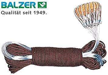Aal-Schnur  20 Haken