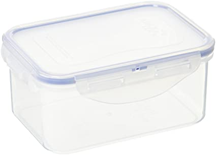 Good LOCK U0026 LOCK Airtight Rectangular Food Storage Container 20.29 Oz / 2.54 Cup