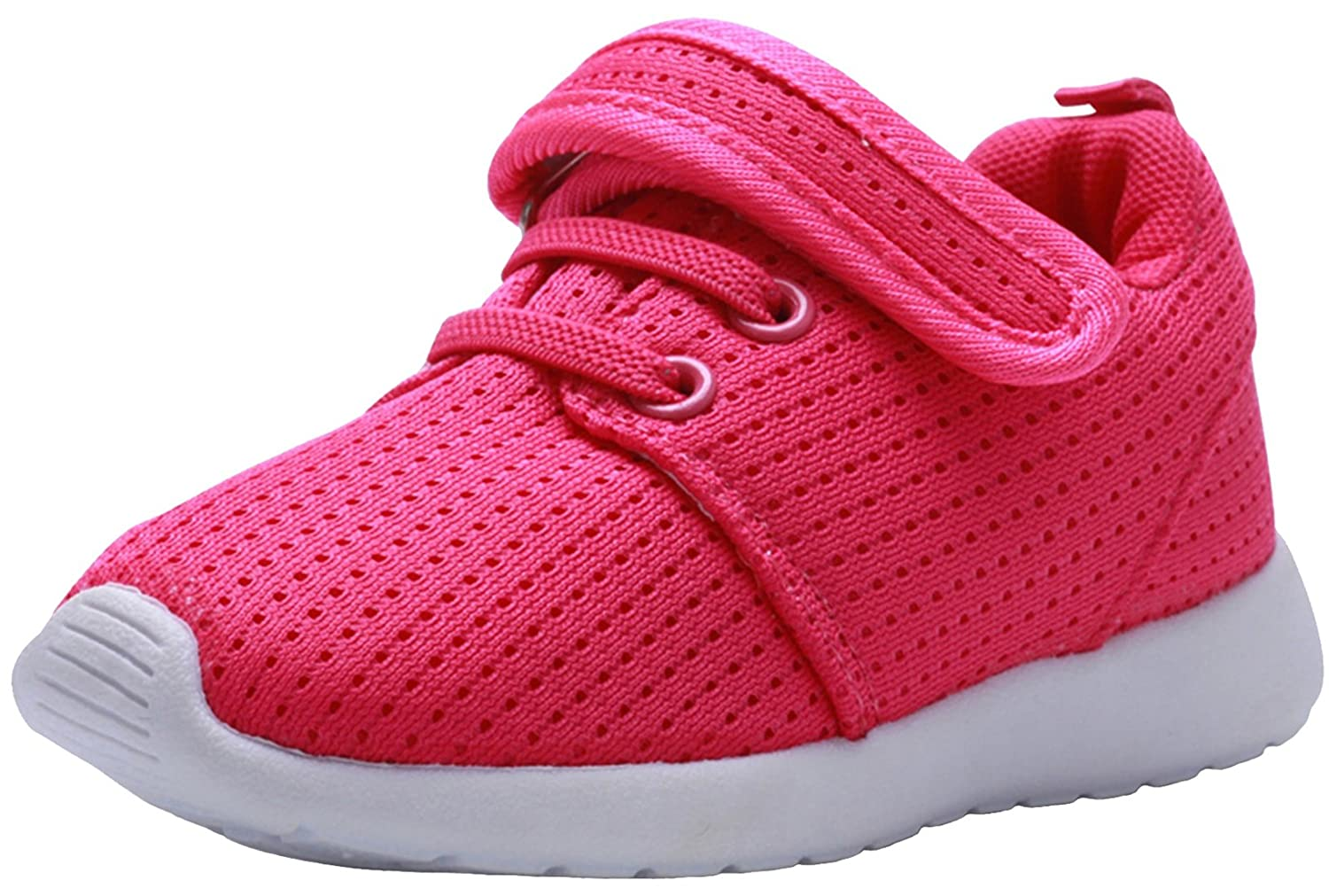 PPXID Boy's Girl's Light Weight Fashion Sneakers Casual Sport Shoes Z0069