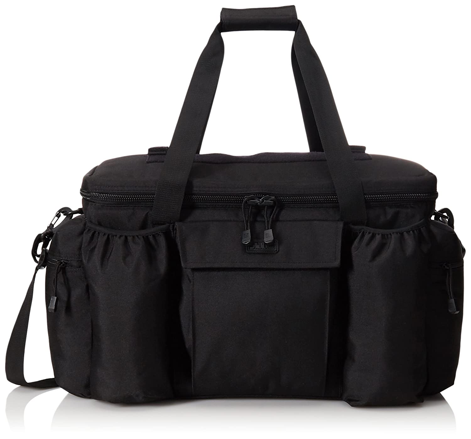 be9f83a42e7 5.11 Patrol Ready Duty Bag for Police Law Enforcement Security, Style  59012, Black