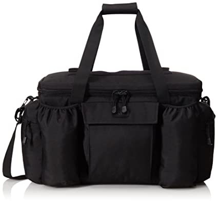 5 11 Patrol Ready Duty Bag for Police Law Enforcement Security, Style  59012, Black