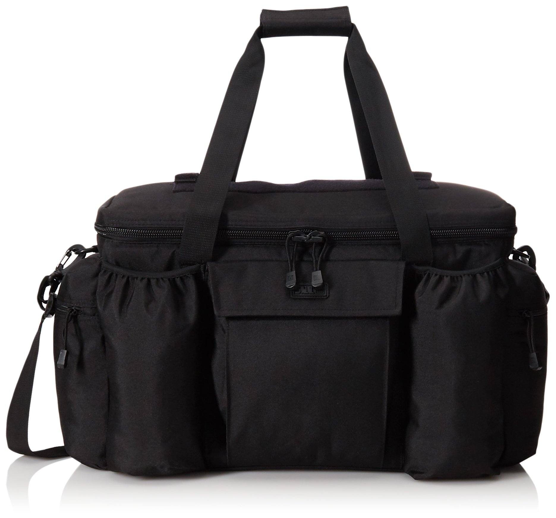 5.11 Patrol Ready Duty Bag for Police Law Enforcement Security, Style 59012, Black