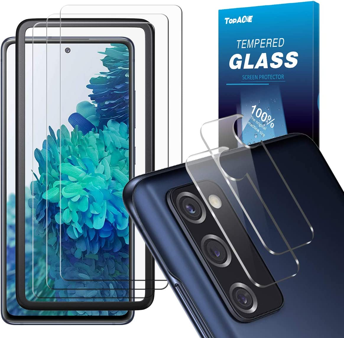 Topace Schutzfolie Kompatibel Mit Samsung Galaxy S20 Fe Elektronik