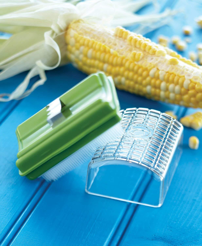 Corn Desilker with Bonus Stay Sharp Corn Stripper//Deshucker