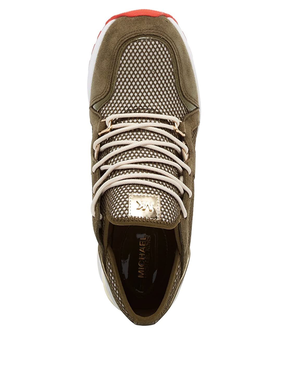 3affb98a8ff70 Women s Shoe Sneakers MICHAEL KORS Scout Trainer Mesh 43T7SCFS1D Olive New   Amazon.co.uk  Shoes   Bags
