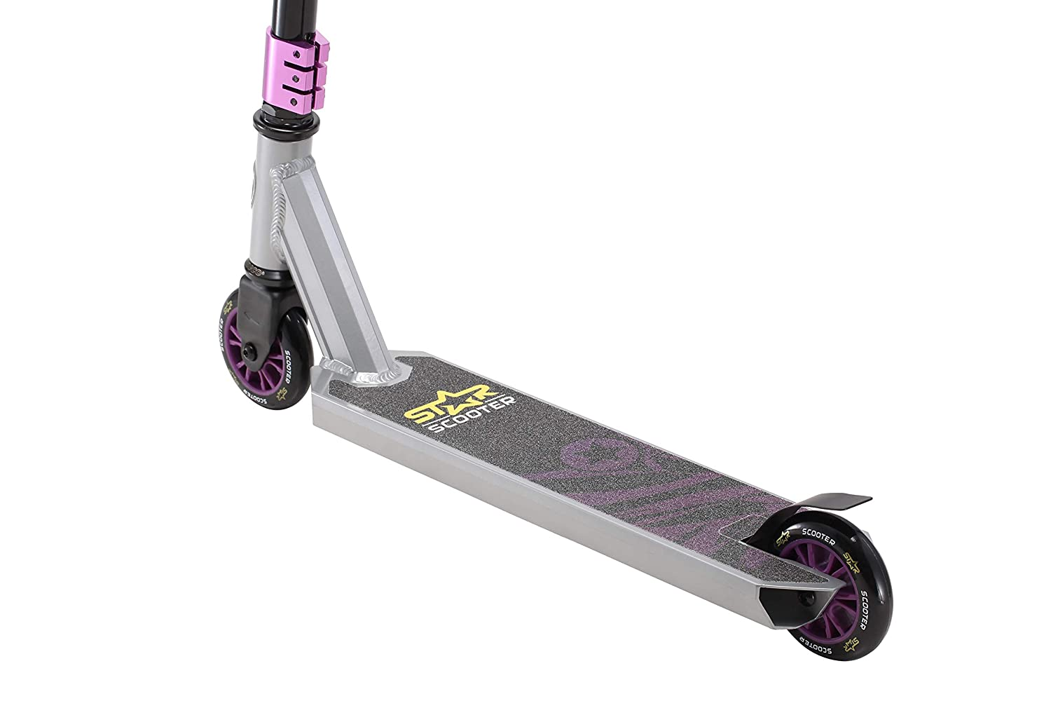 Amazon.com: STAR-SCOOTER 100 mm STAR-SCOOTER ® Freestyle ...