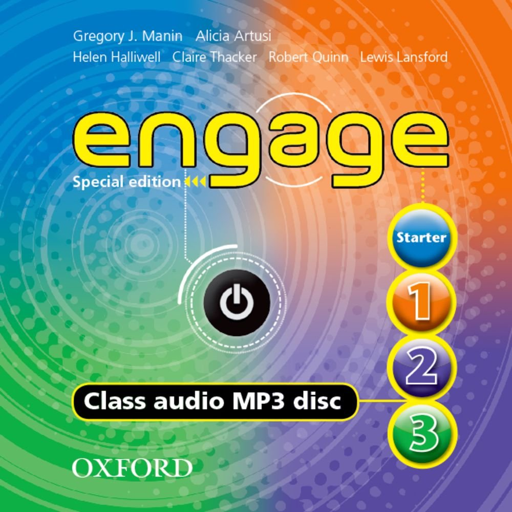 Download Engage Special Edition All Levels Class Audio CD (1 Disc) (American English) pdf epub