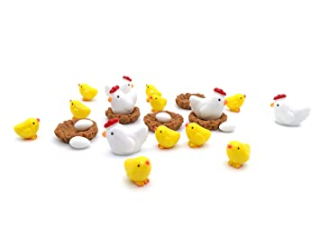 Amazon.com: Easy 99 Mini Animals - Figuras en miniatura de ...