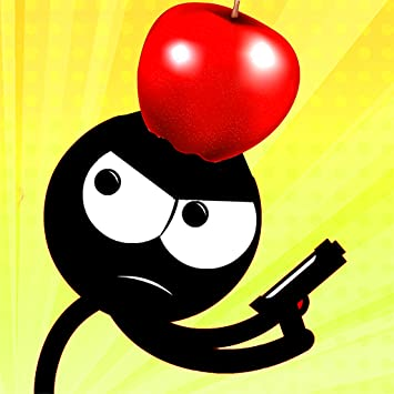 amazon com stickman apple shooter appstore for android