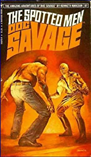 Amazon doc savage his apocalyptic life ebook philip jos the spotted men doc savage fandeluxe Gallery