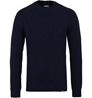 Shirt Edwin navy Sweat Large Popover 7767 Homme Blue U646qEnzwO