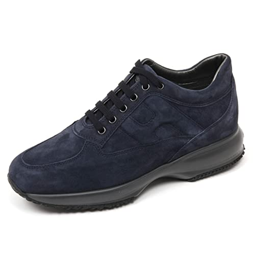 C8102 sneaker donna HOGAN INTERACTIVE scarpa blu shoe woman