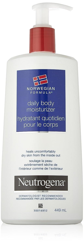 Neutrogena Norwegian Formula Daily Body Moisturizing Lotion, 449ml