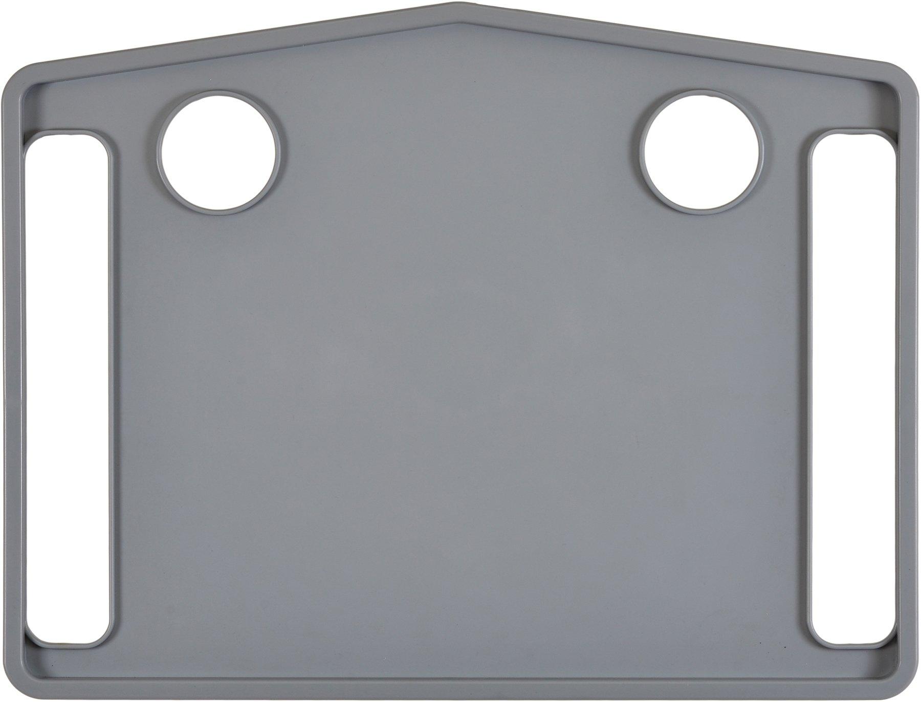 NOVA Medical Products Tray for Folding Walker, Gray, 2 Pound by NOVA Medical Products