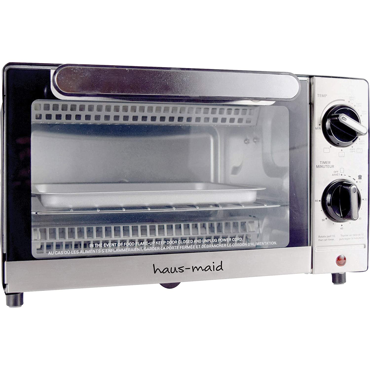 Coffee Pro Haus-Maid Toaster Oven