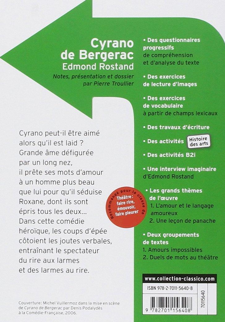 Cyrano De Bergerac Comédie Héroïque En Cinq Actes En Vers