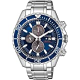 Citizen Promaster Eco-Drive Divers Chronograph Mens Watch