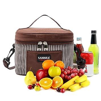 aihome 9L - Bolsa isotérmica para el almuerzo Lunch Bag para ...
