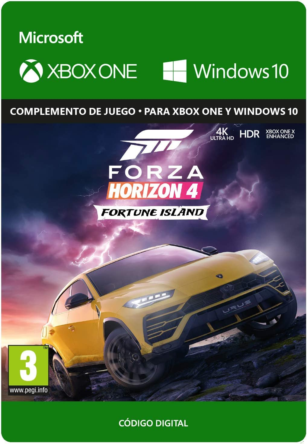 Forza Horizon 4: Fortune Island DLC | Xbox One/Win 10 PC ...