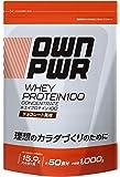 [Amazonブランド]OWN PWR ホエイプロテイン 100 チョコレート風味 1000g