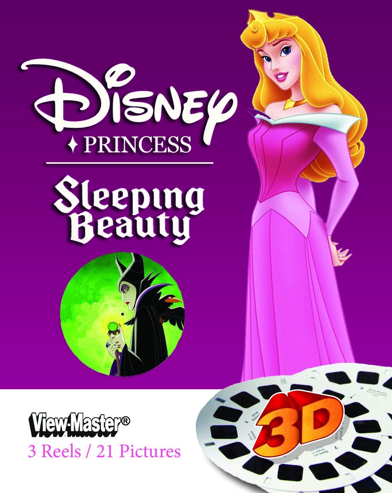 View-Master Classic 3Reel Set Sleeping Beauty
