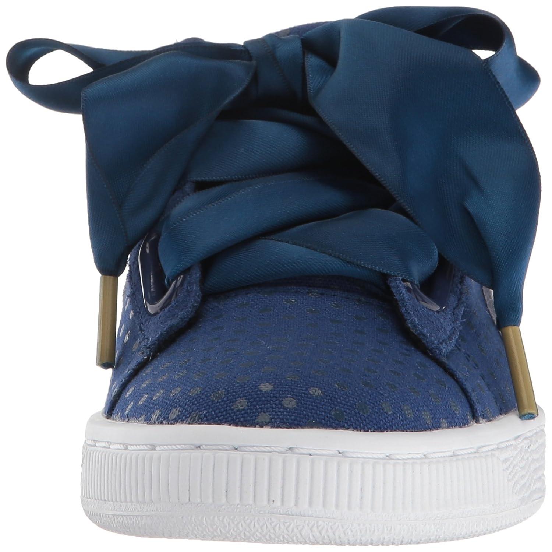 Zapatos Casuales De Mezclilla Corazón Cesta Puma De Las Mujeres yd3a1IC5