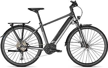 Kalkhoff Endeavour 5.B Advance Bosch 2020 - Bicicleta eléctrica, Mujer, Smokesilver/Diamondblack Glossy, 28