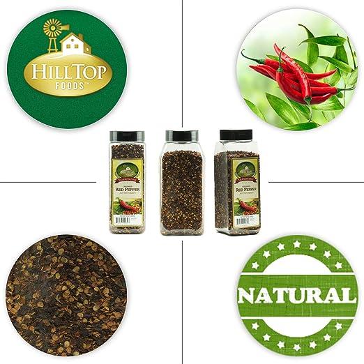 Hilltop - Recipiente para especias de temporada de pimienta ...