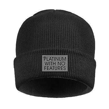 Jdhglgs Mens Womens Music Fan Beanie Knit Cap Fashion Winter Warm Slouchy  hat 552f4e49d
