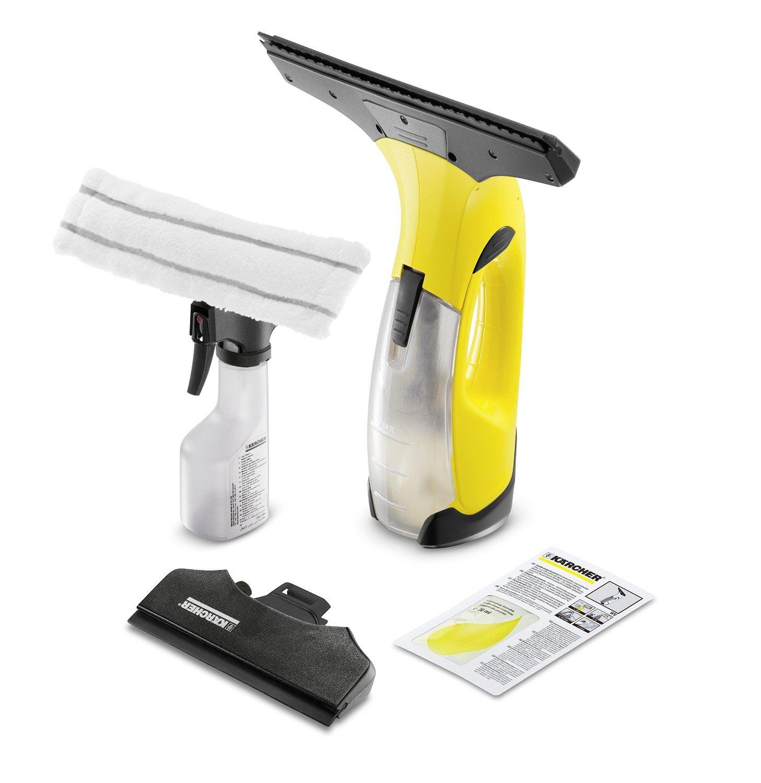 Karcher WV2 Premium Window Vac Cordless Glass Cleaner with UK Plug