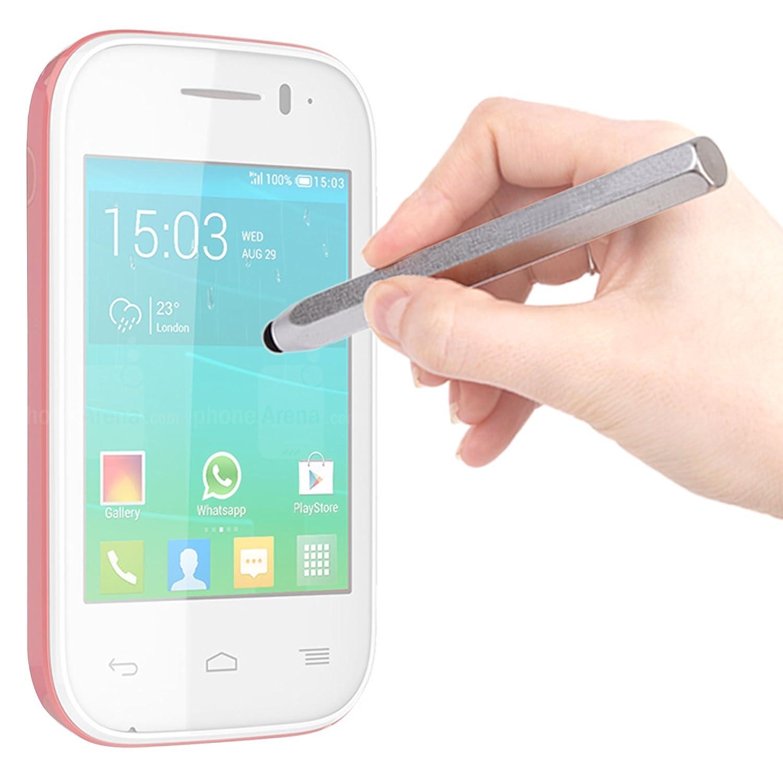 静電容量式シルバークレヨンプレミアムTouchscreen Stylusペンfor新しいAlcatel One Touch – Pop Fit – Improvesアートin Fit Improvesアートin Draw Something、Sketchbook Pro &アートセットApps B00IONQ89W, プレーリードッグ:40e19f1c --- itxassou.fr