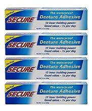 Secure Denture Bonding Cream