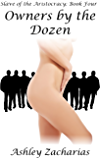 Owners by the Dozen (Slave of the Aristocracy Book 4) (English Edition)