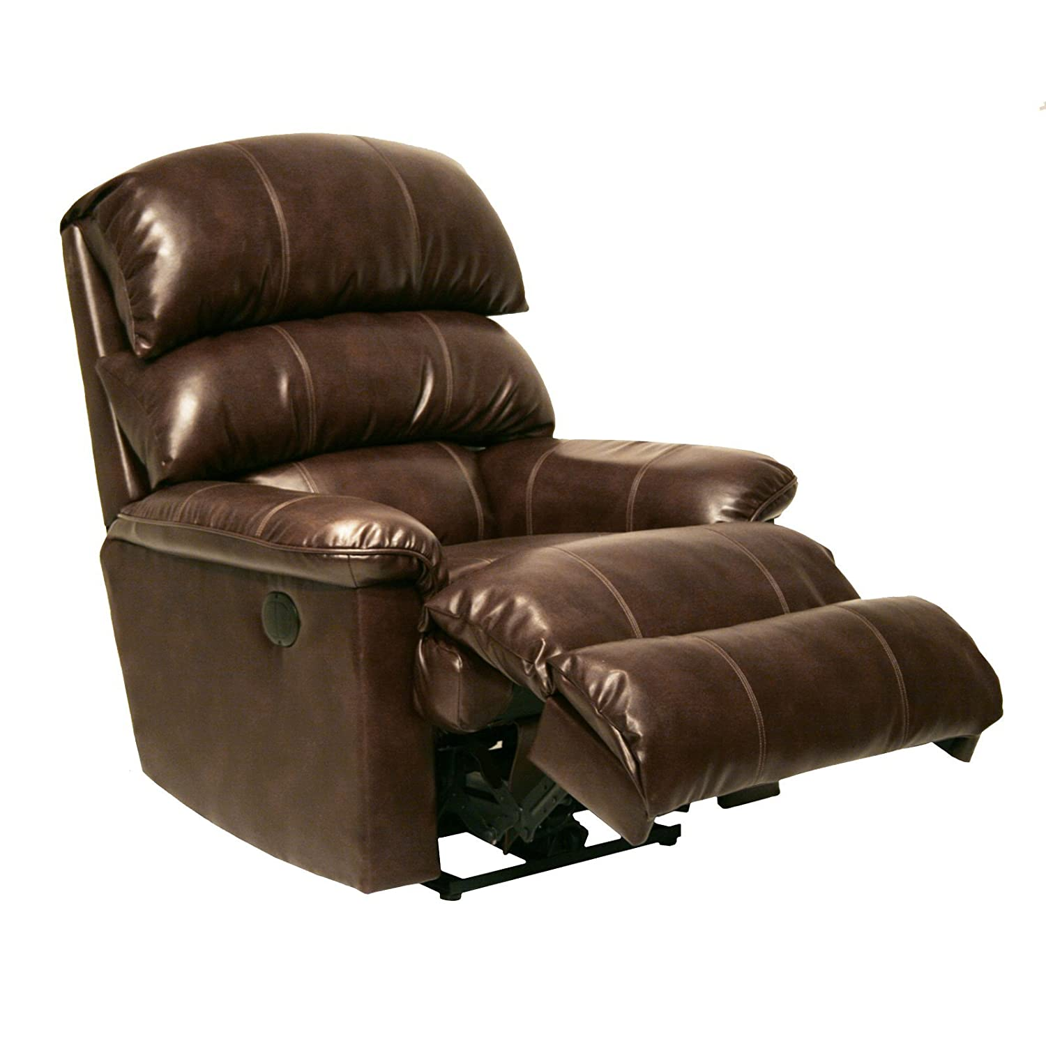 Amazon.com Catnapper Templeton Leather Power Wall Hugger Recliner Kitchen u0026 Dining  sc 1 st  Amazon.com & Amazon.com: Catnapper Templeton Leather Power Wall Hugger Recliner ... islam-shia.org