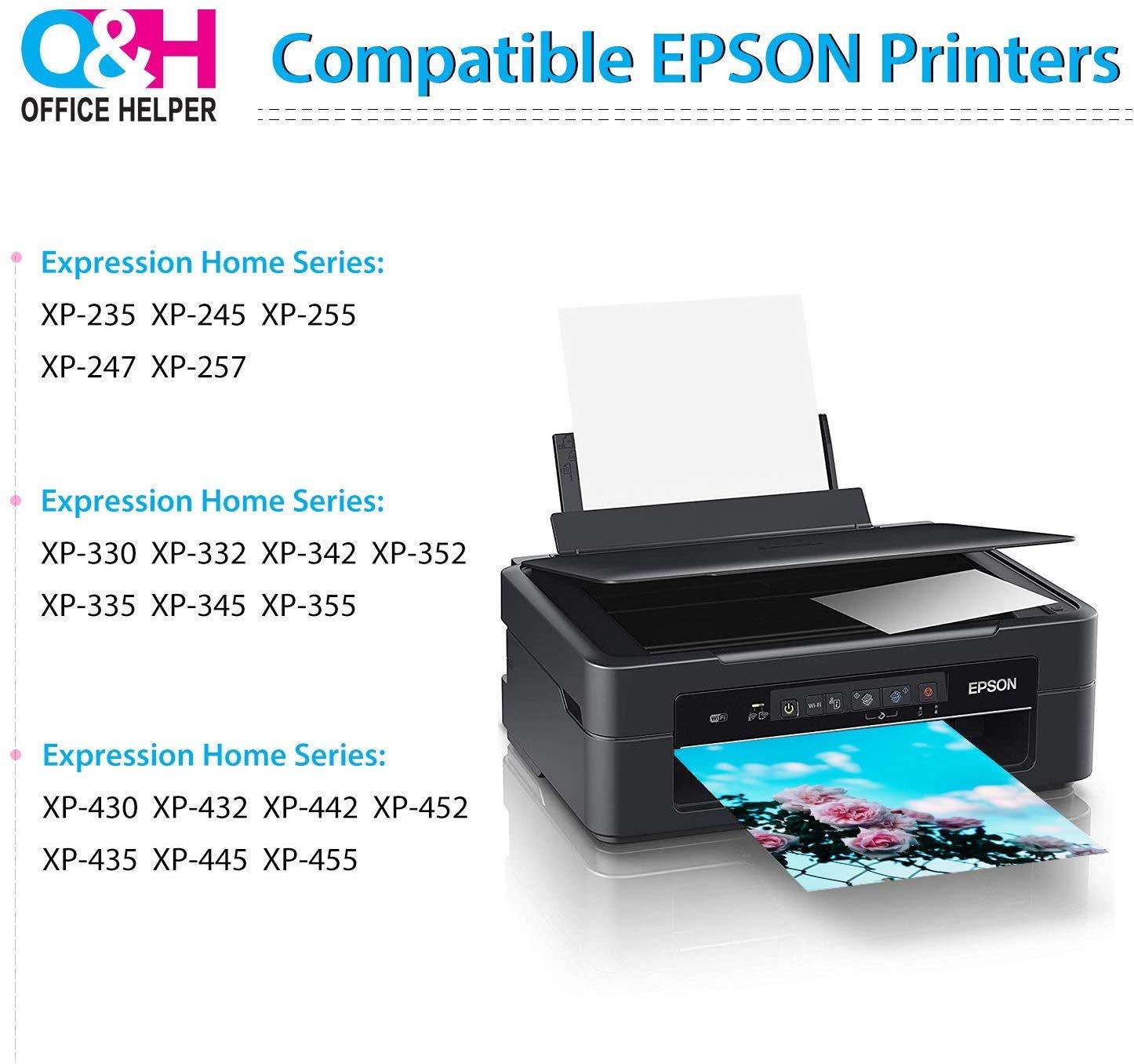 OFFICE HELPER 29XL 29 XL Cartuchos de Tinta Compatibles con Epson ...