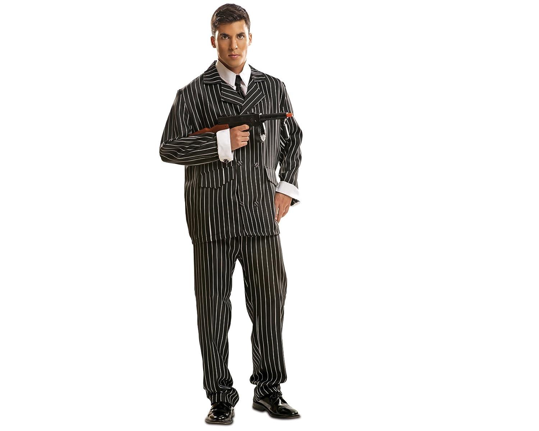 My Other Me - Disfraz de Gánster, talla M-L (Viving Costumes ...