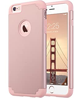 IPhone 6 Plus Case 6S ULAK Slim Dual Layer Scratch Protective