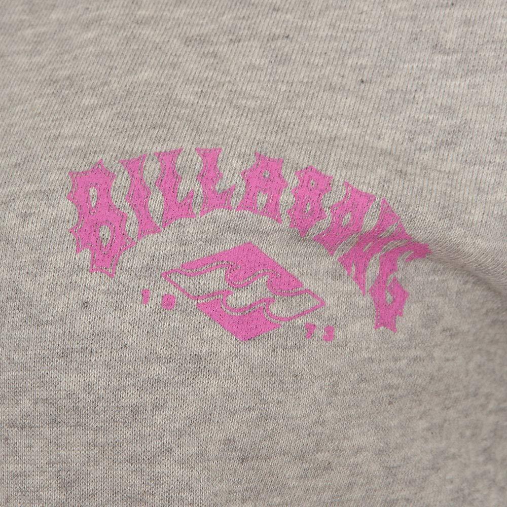 BILLABONG Womens Crop Crew Sports Hoodie