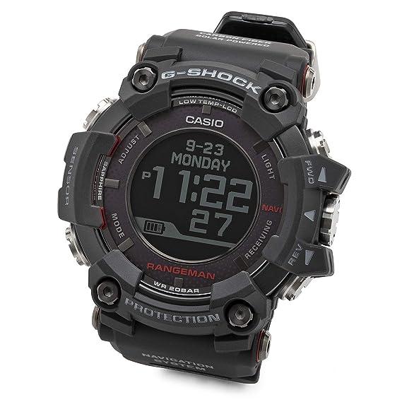 Casio - Reloj de pulsera de hombre G-Shock Rangeman GPRB1000 ...