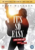 It's So Easy (And Other Lies) [DVD]