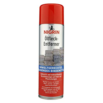 Nigrin 72287 Repairtec Oil Quitamanchas 500 Ml