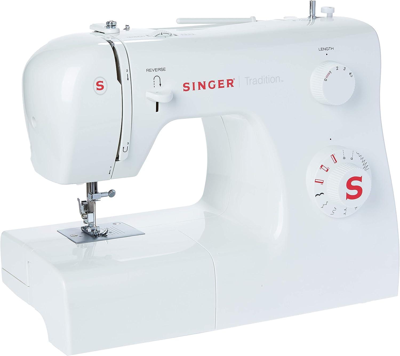 Máquina de Costura Mecânica, Tradition 2250, 220v, Singer por Singer
